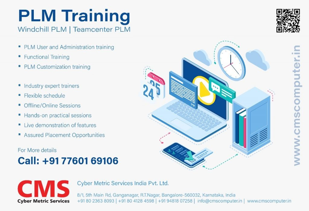 Teamcenter PLM Training in Bangalore